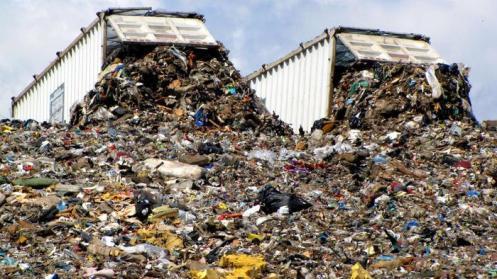 landfill-A