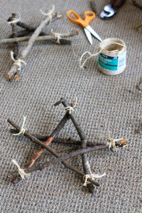 deco-rustique-noel-etoiles-branches